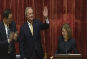 chafee state of state