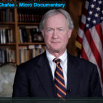Why I love that Linc Chafee wants to run for president