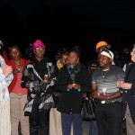 Chafee, Mukpo speak at EbolaBeGone vigil