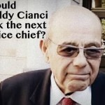 Should Buddy Cianci pick Providence's next police chief?