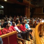 Community members press for Community Safety Act