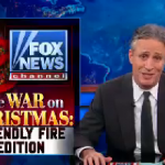 Daily Show Declares 'War on Christmas' a Joke