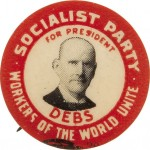 The Bernie Sanders audio documentary about Eugene V. Debs