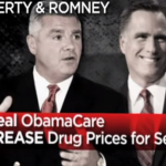 TV Ad Ties Doherty to Romney, Republicans