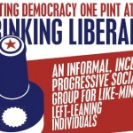 Lift A Glass With Drinking Liberally, Young Democrats of RI