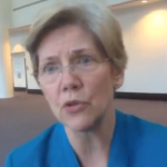 Elizabeth Warren slams pension cuts, hedge fund investments