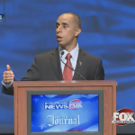 Cianci didn't win debate, neither did Elorza; Harrop had best lines