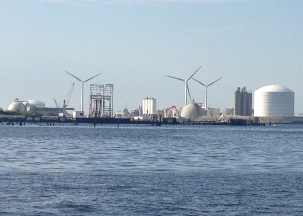 Field's Point wind farm