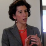 Gina Talks Progressive Politics, But Not With RI