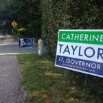 Multi yard sign yards may offer clues on electoral trends