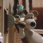 Gromit from Wallace & Gromit pulls a lever (via animatedheroes.com)