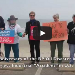 Hands Across The Sands: Remembering the BP disaster and RI oil 'spills'