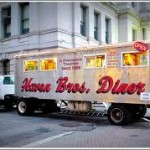Haven Bros. Diner in Downtown Providence