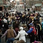 Photos: &#8216;Idle No More&#8217; Flash Mob in Providence