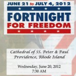 Fortnight Against Freedom