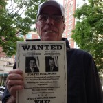 John Joyce, of the Rhode Island Coalition for the Homeless, campaigns for the Homeless Bill of Rights during the legislative session. (Photo by Bob Plain)