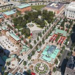 GCPVD on Prov. project: 'A greater Kennedy Plaza'