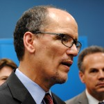 Labor Secretary Tom Perez assesses RI's paid leave act