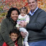 the adorable family of Councilwoman Matos, from her Facebook page