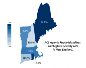 new england poverty rate