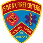 NK spent $450,000 on forcing 24 hr fire fighter shifts