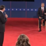 Debate: &#8216;It&#8217;s Just Not True&#8217; vs. &#8216;Binders Full of Women&#8217;