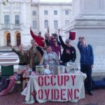 Photo submitted by Occupy Providence
