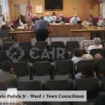 West Warwick Town Councilor made public anti-Muslim remarks in 2013