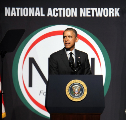 Obama National Action Network