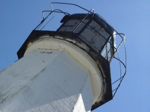 prudence island lighthouse melvil
