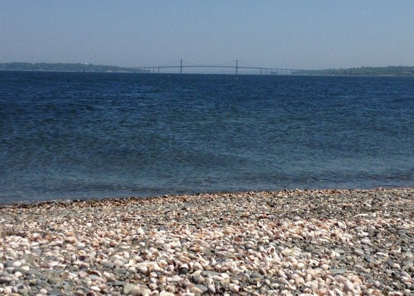 prudence island mt hope bridge