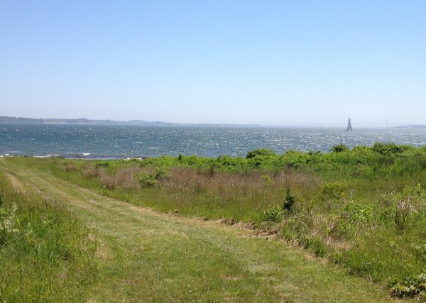 prudence island newport bridge