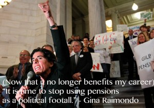 raimondo pension pol quote