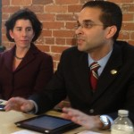 Divide between Taveras, Raimondo: how they play the game