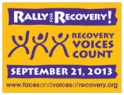 12th annual Rally4Recovery