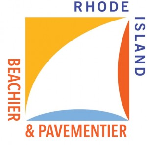 Rhode Island Tourism Logo - Beachier and Pavementier