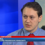 RI Democratic Party more aligned with national GOP than Hillary Clinton