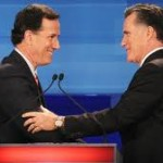 Santorum and Romney Square Off On Felon Disenfranchisement