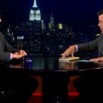 Sheldon to Colbert: Beltway paralysis will break soon