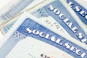 Image result for social security chopping block