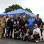 NKFFA Firefighters, family and friends at Tunnel to Towers 2012