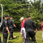 Activists: More than 40 arrested at Brayton Point