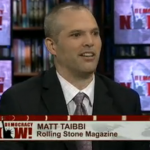 Taibbi on TV: pension deform is wealth transfer to Wall St