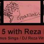 Reza Rites and RI Future at SXSW in Austin, TX