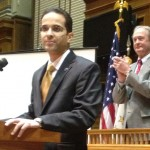 Angel Taveras reaffirms NECAP concerns