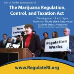 Marijuana tax and regulate bill introduced Thursday