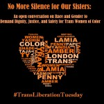 #TransLiberationTuesday demands end to violence against trans women of color