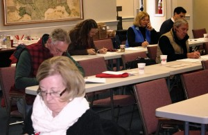 Exeter residents work the phones to beat back a disingenuous recall campaign.